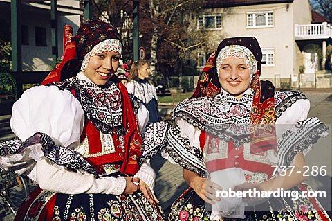 Куклы в Костюмах Народов Мира №54 - Чехия