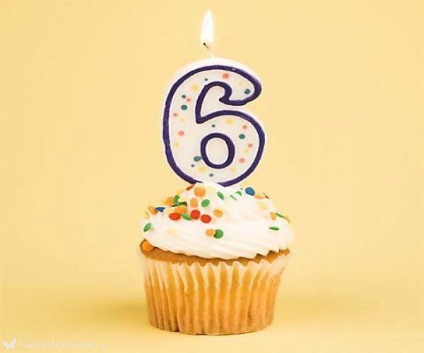 Поздравления с днем рождения на шесть лет девочке