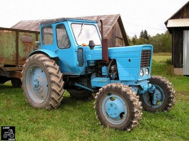 Ходоуменьшитель трактора МТЗ-82