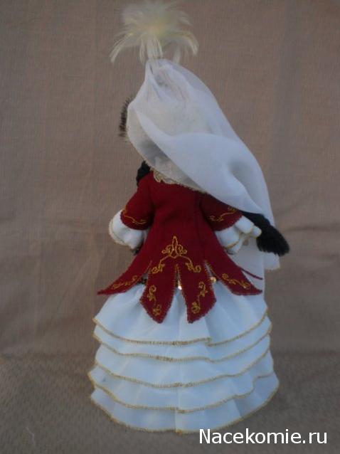 Казахская народная кукла своими руками