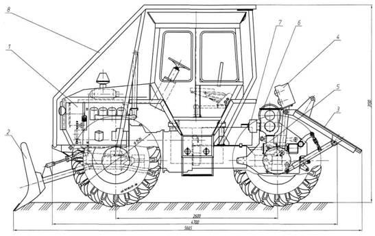 Регулировка сходимости передних колес трактора МТЗ-80, МТЗ.