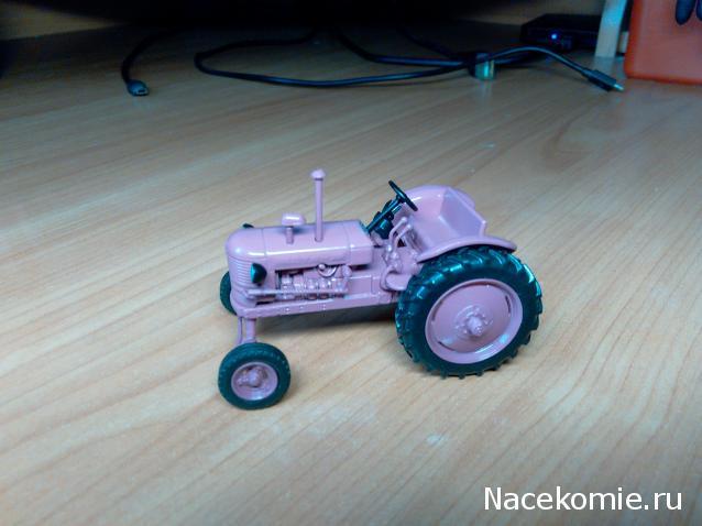 Тракторы №31 - ДТ-24.2