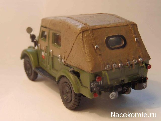 брезент для модели танка