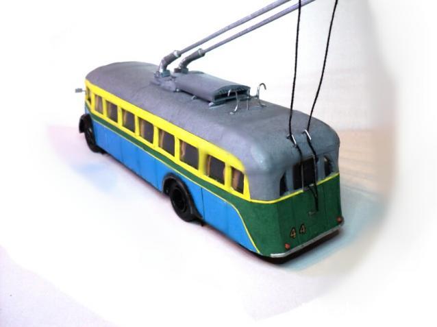 Наши Автобусы №14 - ЯТБ-1