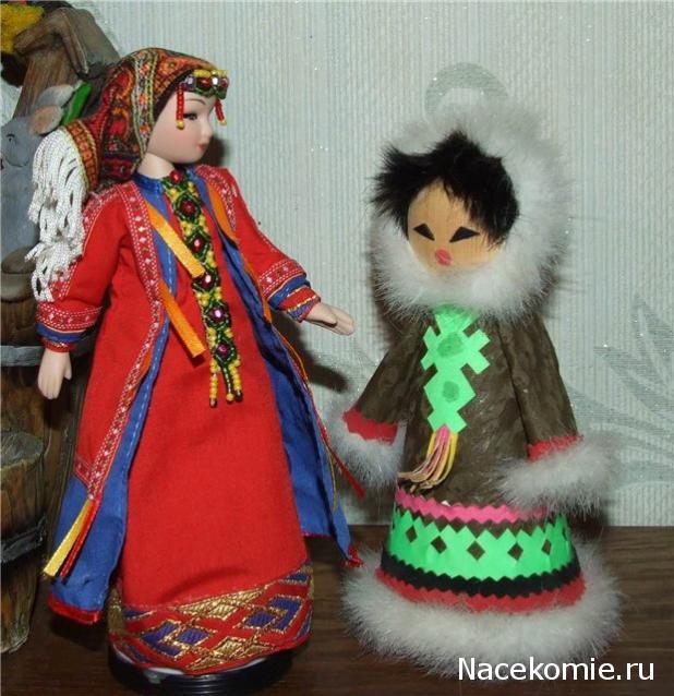 Куклы ханты своими руками 5