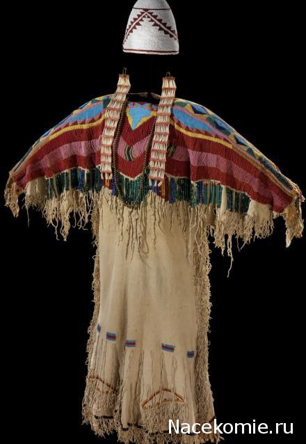 Женский Индейский Костюм