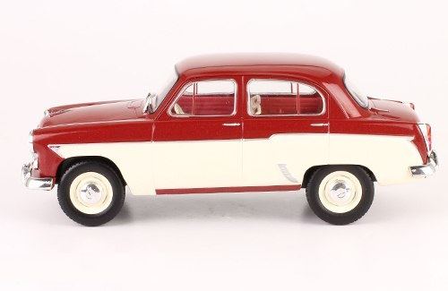 Легендарные Советские Автомобили №12 - Москвич-407