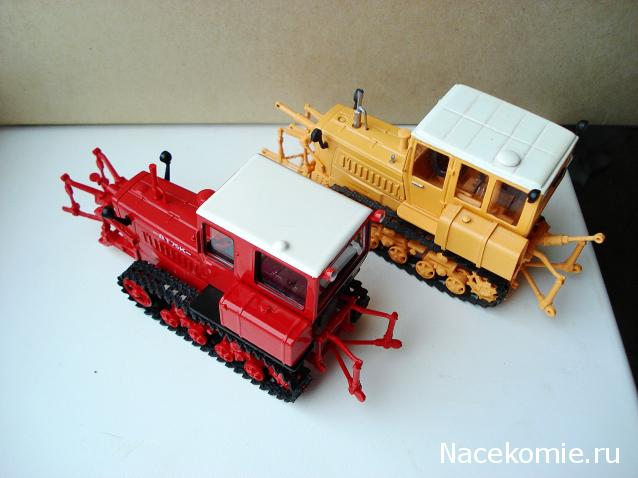 Схема генератора трактора дт-75