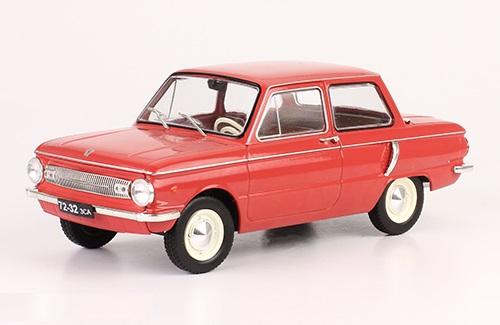 Легендарные Советские Автомобили №11 - ЗАЗ-966 «Запорожец»