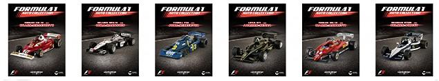 Formula 1 Auto Collection - График выхода и обсуждение