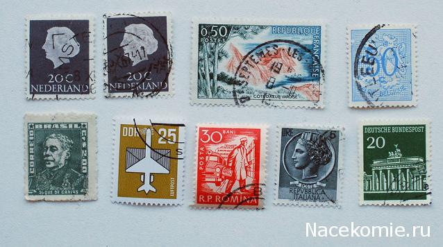 Почтовые марки Мира №266