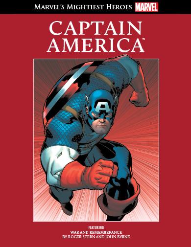 Супергерои Marvel №18 - Капитан Америка