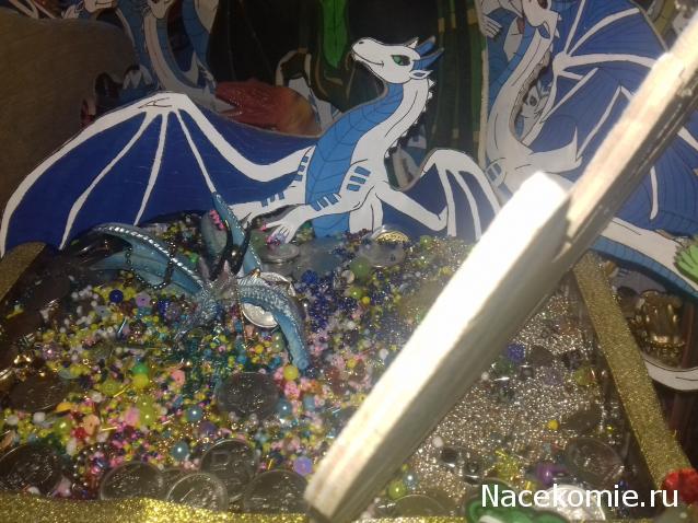 """MisterDrakon - Дом """"Золотой Дракон"""" для Драконьих Самок: Бейзил, Лада, Сапфира, Джессика."""