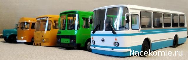 Ваши коллекции автобусов и общественного транспорта