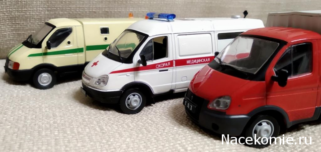 Автомобиль на Службе №14 - ГАЗ-3302 «Ратник» Инкассаторский автомобиль