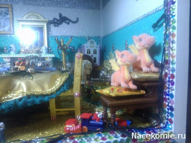 Кукольный Дом №56 - Придиванный Столик