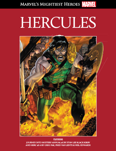 Супергерои Marvel №35 - Геркулес
