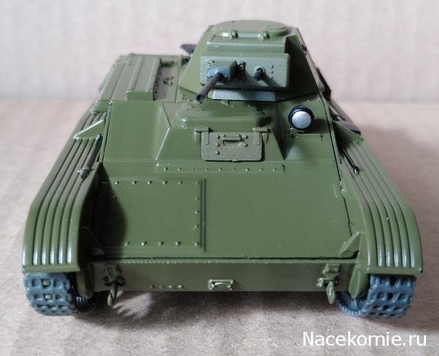 Наши Танки №38 - Т-60