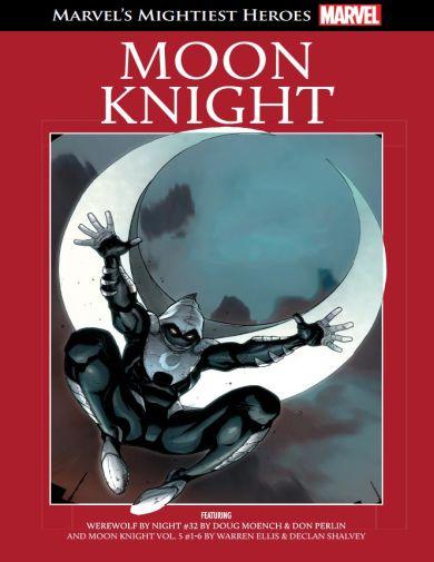 Супергерои Marvel №42 - Лунный Рыцарь