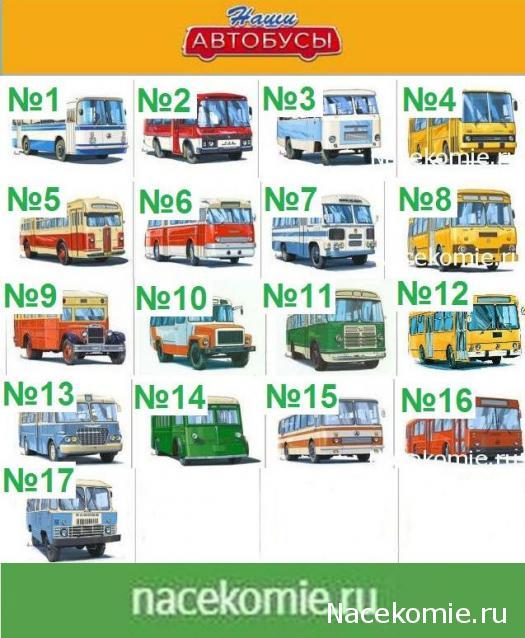Выбираем пятёрку лучших моделей автобусов за 2019-2020 года