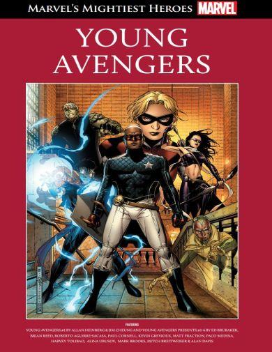 Супергерои Marvel №58 - Молодые Мстители
