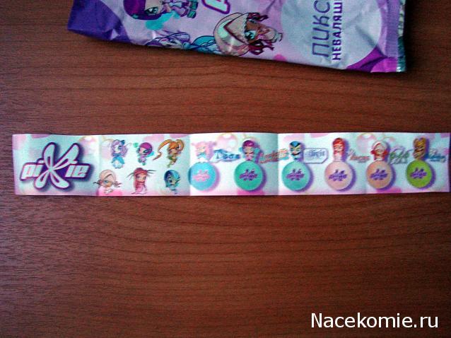 Pixie Пикси Неваляшки - коллекции игрушек