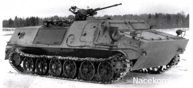 Русские танки №14 - БМП-1