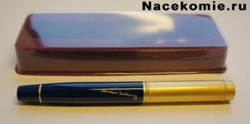 Тестовая серия deagostini Коллекционные ручки
