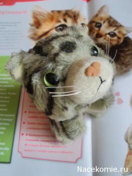 Игрушка из журнала The Cat Collection №2 (тестовая серия)