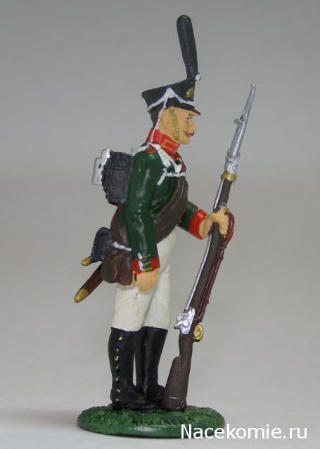 Наполеоновские войны №11 унтер офицер