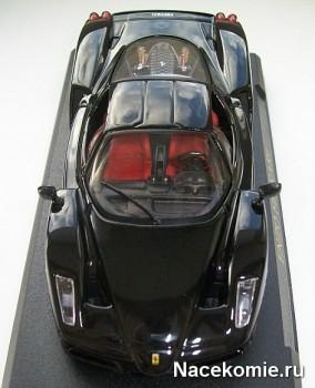Модель из тестовой серии Ferrari Collection
