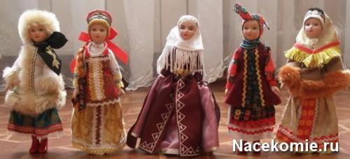 Куклы из тестового выпуска коллекции