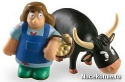 Игрушки Животные на Ферме (ДеАгостини)