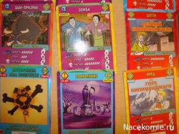 Коллекция карточек Скуби-Ду