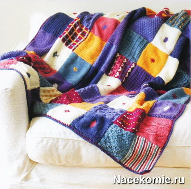 Вязание свитера для новорожденных