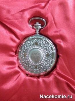 Коллекционные карманные часы Часы с арабесками