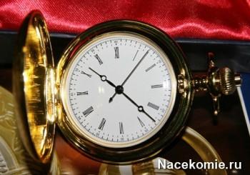 Коллекционные карманные часы Охотничьи часы