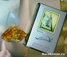 Парфюм коллекция миниатюр духи  Dali Classico от Salvador Dali