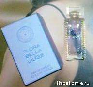 Парфюм коллекция миниатюр духи Flora Bella от Lalique