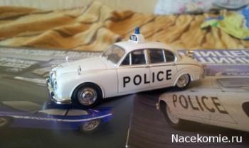 Jaguar MK II 1959 модель из коллекции