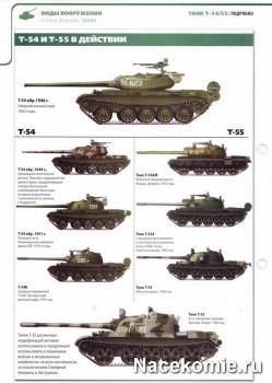 Страница журнала Вооруженные Силы Стран Мира