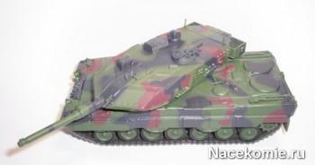 Модель Леопард-2 из третьего выпуска