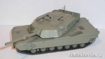 Модель M1 Абрамс из первого выпуска