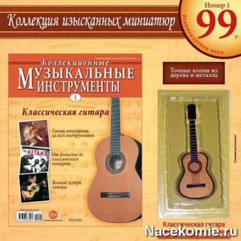 Коллекционные Музыкальные Инструменты (Ашет Коллекция)