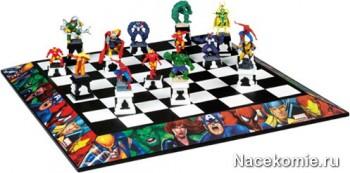 Шахматная доска из коллекции Супергерои Marvel