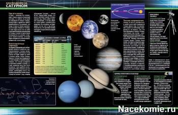 Страницы журнала Собери Свой Телескоп