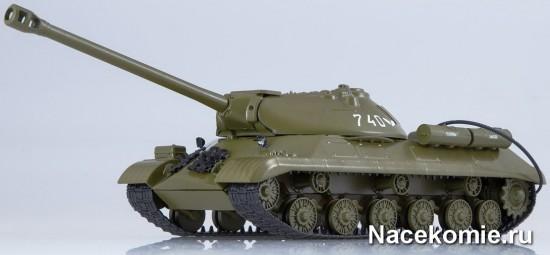 Модель Танка ИС-3М из 2-го выпуска