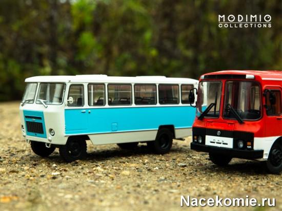 Автобусы СССР, Модели из 2-го и 3-го выпуска