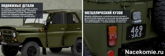 Металлический кузов и открывающиеся элементы