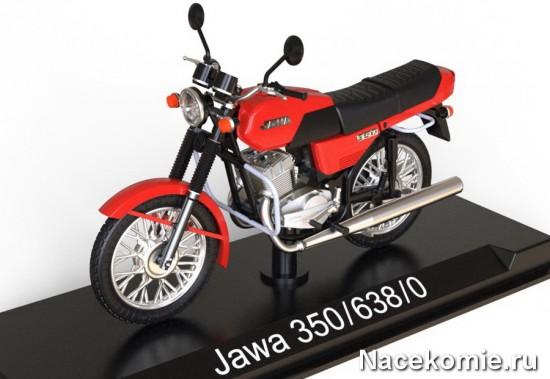 Наши Мотоциклы №2 – Jawa 350/638-0-00
